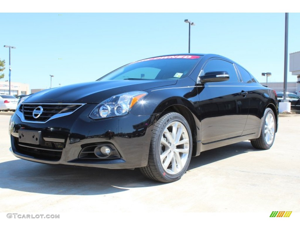 2011 nissan altima 3 5 sr coupe exterior photos. Black Bedroom Furniture Sets. Home Design Ideas