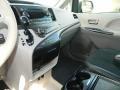 2012 Silver Sky Metallic Toyota Sienna SE  photo #11