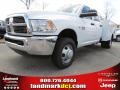 Bright White 2012 Dodge Ram 3500 HD Gallery