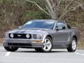 2007 Tungsten Grey Metallic Ford Mustang GT Premium Coupe  photo #6