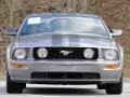 2007 Tungsten Grey Metallic Ford Mustang GT Premium Coupe  photo #10