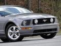 2007 Tungsten Grey Metallic Ford Mustang GT Premium Coupe  photo #14