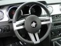 2007 Tungsten Grey Metallic Ford Mustang GT Premium Coupe  photo #22
