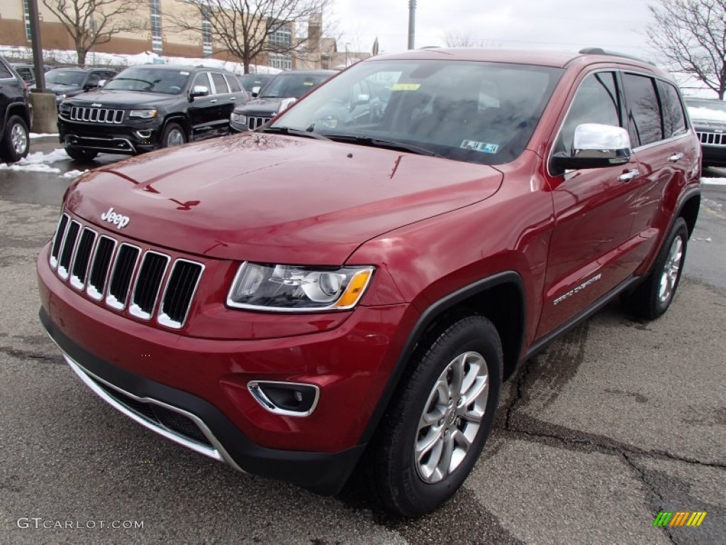 2014 deep cherry red crystal pearl jeep grand cherokee. Black Bedroom Furniture Sets. Home Design Ideas