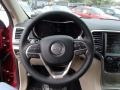 New Zealand Black/Light Frost Steering Wheel Photo for 2014 Jeep Grand Cherokee #78880978