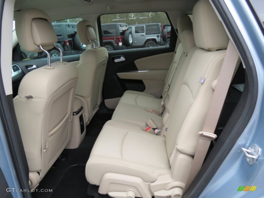 on 2010 Dodge Journey Interior