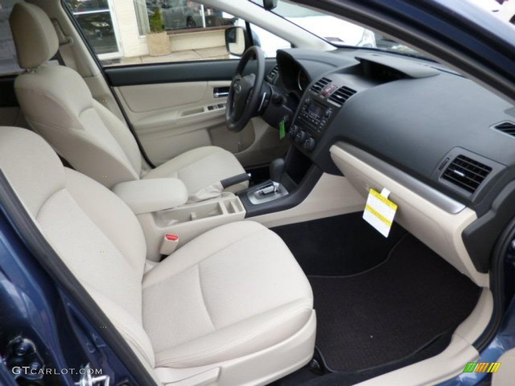 Ivory Interior 2013 Subaru Xv Crosstrek 2 0 Premium Photo 78882621
