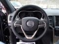 Morocco Black Steering Wheel Photo for 2014 Jeep Grand Cherokee #78882645