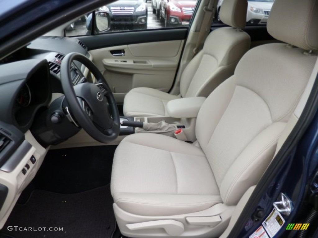 Ivory Interior 2013 Subaru Xv Crosstrek 2 0 Premium Photo 78882711