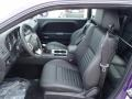 Dark Slate Gray Front Seat Photo for 2013 Dodge Challenger #78885792
