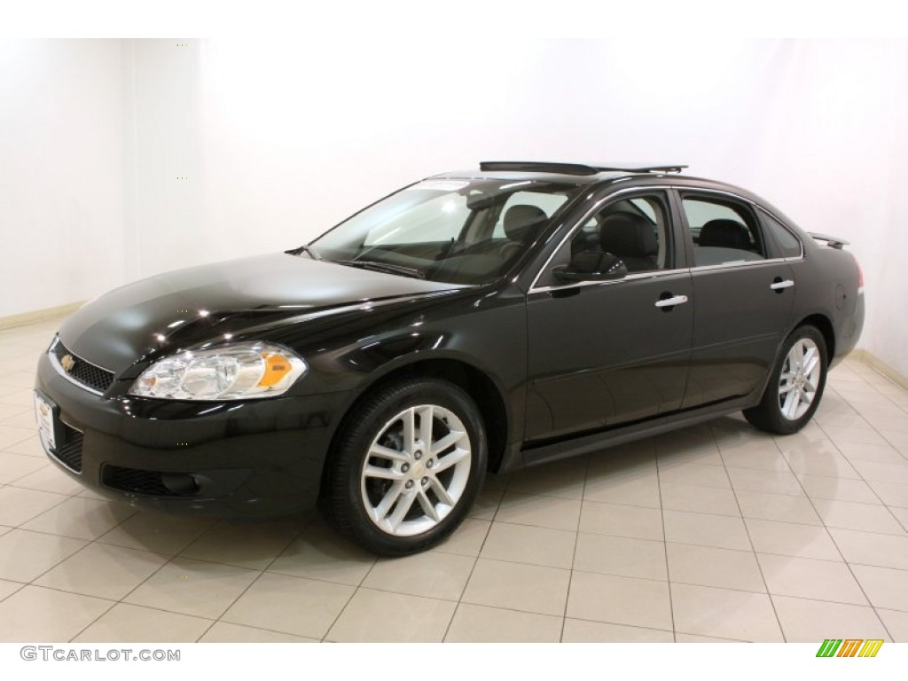 Black 2013 Chevrolet Impala Ltz Exterior Photo 78886140