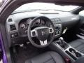 Dark Slate Gray Prime Interior Photo for 2013 Dodge Challenger #78887525