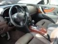 Chestnut Interior Photo for 2010 Infiniti FX #78891657