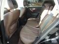 Chestnut Rear Seat Photo for 2010 Infiniti FX #78891720