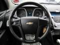 Jet Black Steering Wheel Photo for 2010 Chevrolet Equinox #78898113