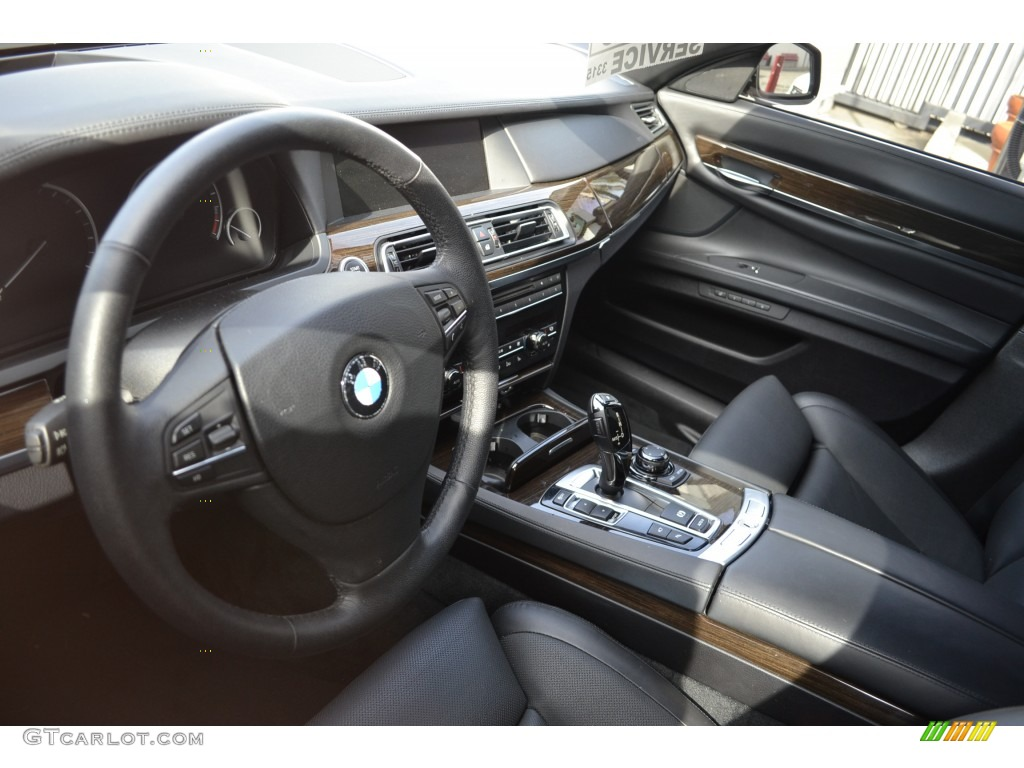 2011 BMW 7 Series ActiveHybrid 750Li Sedan Interior Photo 78898507