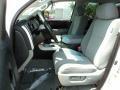 Graphite Gray Interior Photo for 2007 Toyota Tundra #78899509