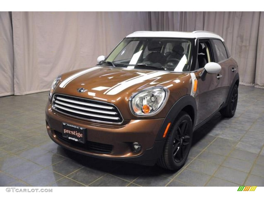 2017 Brilliant Copper Metallic Mini Cooper Countryman 78879750