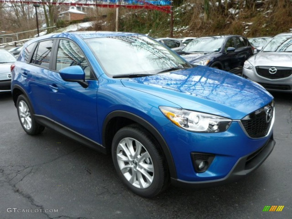 sky blue mica 2014 mazda cx 5 grand touring awd exterior photo 78909830. Black Bedroom Furniture Sets. Home Design Ideas