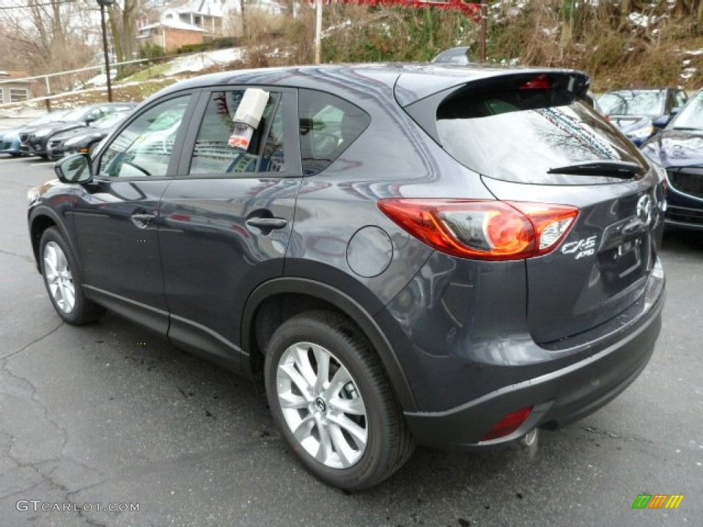 2014 meteor gray mica mazda cx 5 grand touring awd 78879879 photo 3 car color. Black Bedroom Furniture Sets. Home Design Ideas