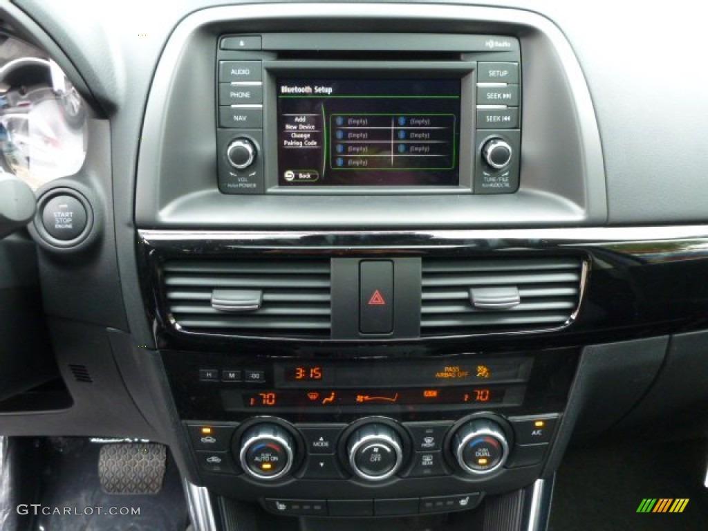Mazda Cx 5 Color Code >> 2014 Mazda CX-5 Grand Touring AWD Controls Photos | GTCarLot.com