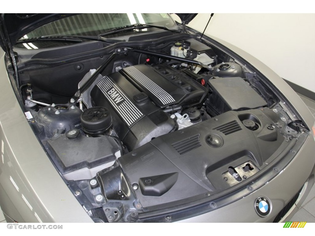 2004 Bmw Z4 2 5i Roadster 2 5 Liter Dohc 24 Valve Inline 6 Cylinder Engine Photo 78917838