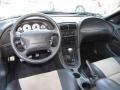 2003 Ford Mustang Dark Charcoal/Medium Parchment Interior Prime Interior Photo