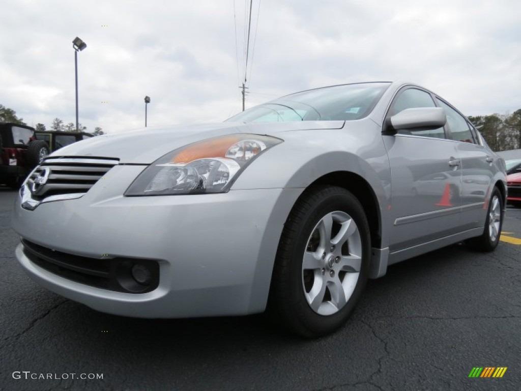 2007 Nissan Altima 2 5 Sl Exterior Photos