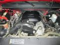 2009 Victory Red Chevrolet Silverado 1500 LS Crew Cab  photo #21