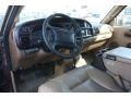 Camel/Tan 2001 Dodge Ram 2500 Interiors