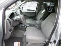 2013 Nissan Frontier Steel Interior Interior Photo