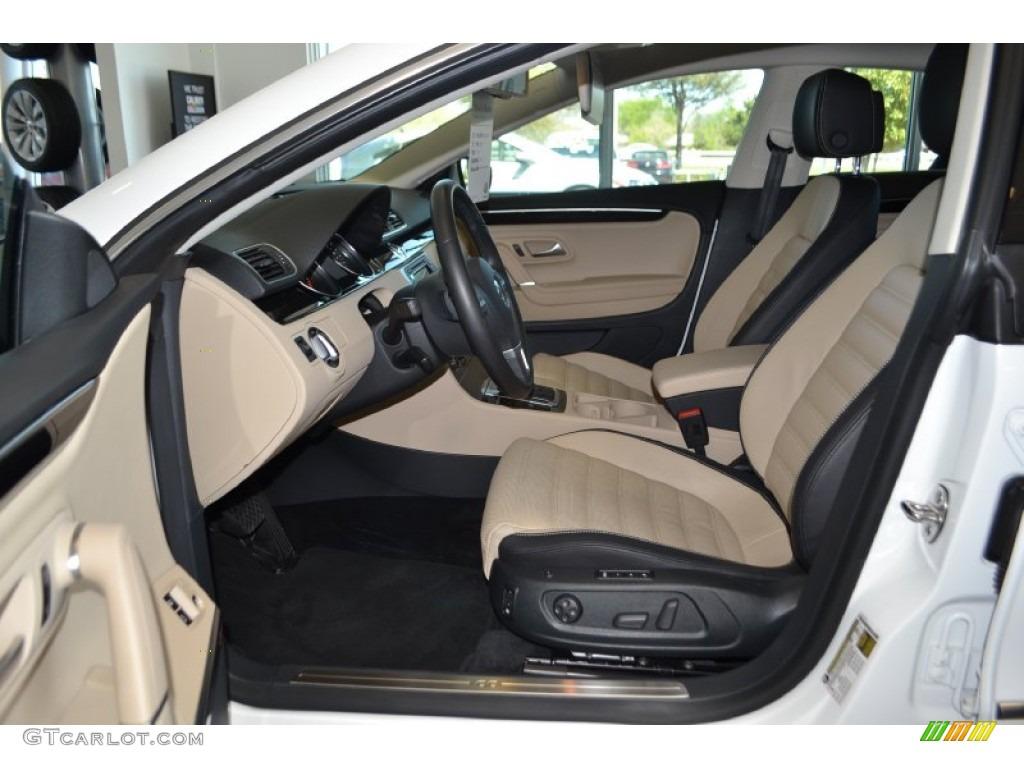 desert beige black interior 2013 volkswagen cc vr6 4motion executive photo 78938631. Black Bedroom Furniture Sets. Home Design Ideas