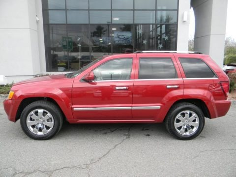 2009 jeep grand cherokee overland 4x4 data info and specs. Black Bedroom Furniture Sets. Home Design Ideas