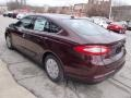2013 Bordeaux Reserve Red Metallic Ford Fusion S  photo #6