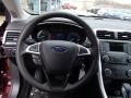 2013 Bordeaux Reserve Red Metallic Ford Fusion S  photo #18