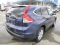 2013 Twilight Blue Metallic Honda CR-V EX AWD  photo #3