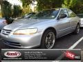 Satin Silver Metallic 2002 Honda Accord VP Sedan