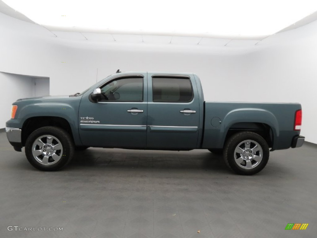Exterior 78946552 on 2009 gmc sierra regular cab