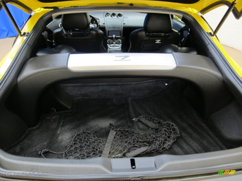 2005 Nissan 350z Touring Coupe Trunk Photo 78946791