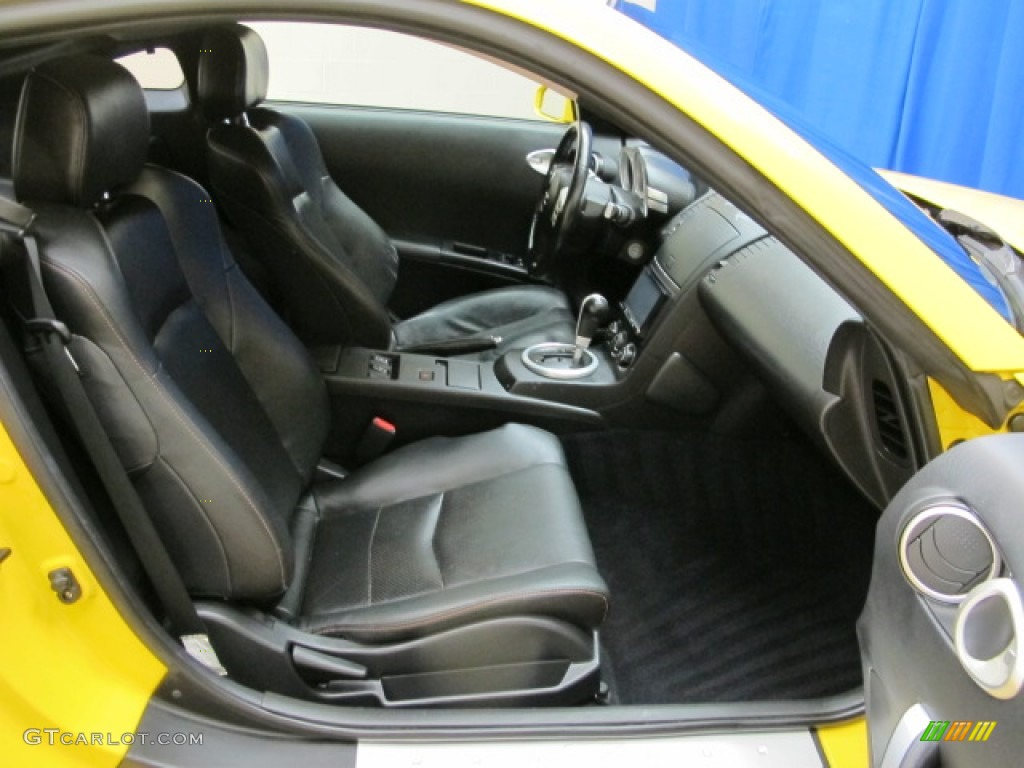 2005 nissan 350z touring coupe front seat photo 78946970. Black Bedroom Furniture Sets. Home Design Ideas