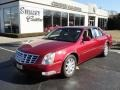 Crystal Red 2008 Cadillac DTS Gallery
