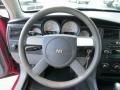 Dark Slate Gray/Light Slate Gray 2007 Dodge Charger Interiors