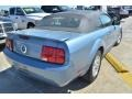 2007 Windveil Blue Metallic Ford Mustang V6 Deluxe Convertible  photo #4