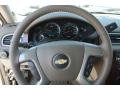 2013 Mocha Steel Metallic Chevrolet Silverado 1500 LTZ Crew Cab 4x4  photo #13