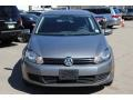 United Gray Metallic 2010 Volkswagen Golf 4 Door