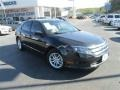 2011 Tuxedo Black Metallic Ford Fusion S  photo #17