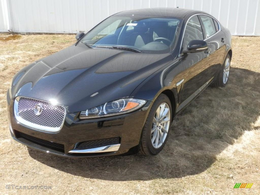 2013 ebony jaguar xf i4 t 78939451 car color galleries. Black Bedroom Furniture Sets. Home Design Ideas