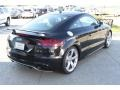 2013 Panther Black Crystal Effect Audi TT RS quattro Coupe  photo #9