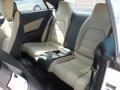 Rear Seat of 2013 E 550 Coupe