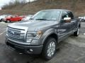 Sterling Gray Metallic 2013 Ford F150 Gallery